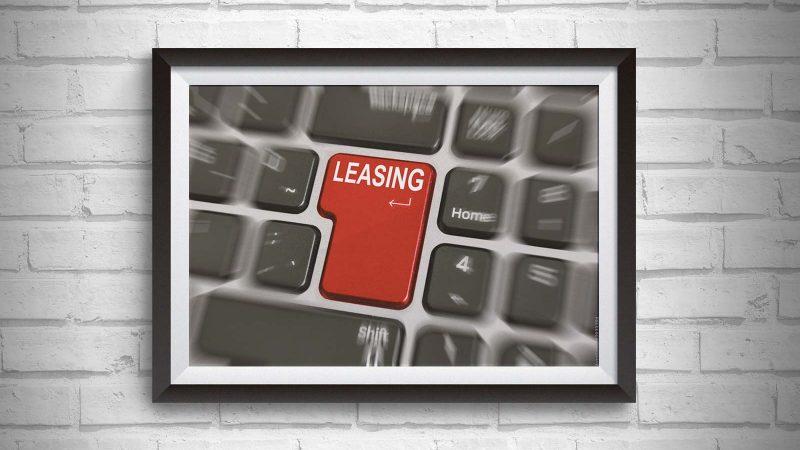 Webseite leasen